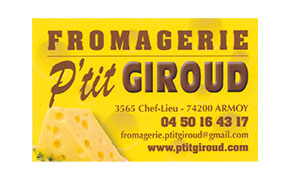 Fromagerie P'tit Giroud
